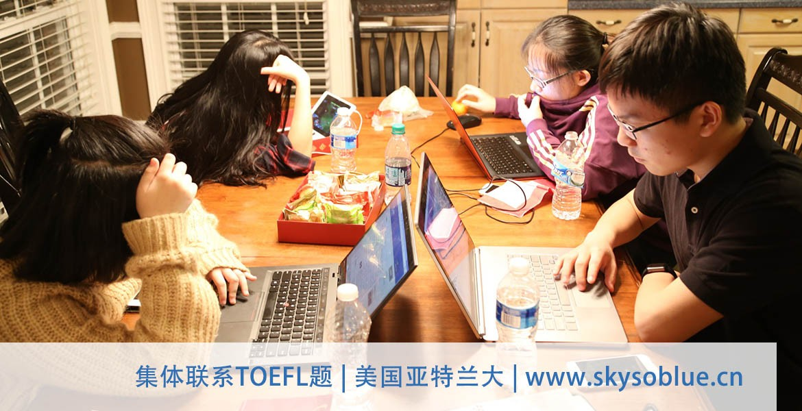 TOEFL Review